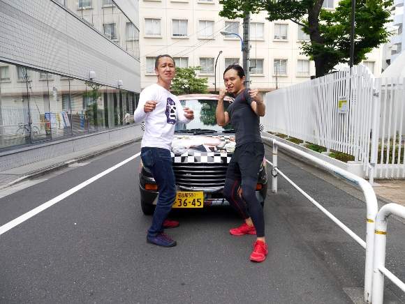 【検証】東京は信号が多すぎる! 車とランニングどちらの方が早いのか試してみたらこうだった