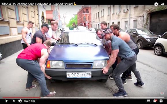 多額の罰金よりも効果あり! ロシアの駐車違反取り締まりがマジでおそロシア