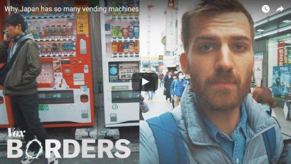 【海外で話題】なぜ日本には自販機が山ほどあるの!? その理由を紹介した動画が日本人にも興味深かった件