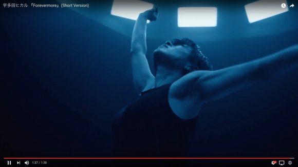 【新MV】宇多田ヒカルのダンスと体型がスゴいと話題 / ネットの声「天才やな」「筋肉ムキムキ」「まだ伸びしろがあったのか…」など