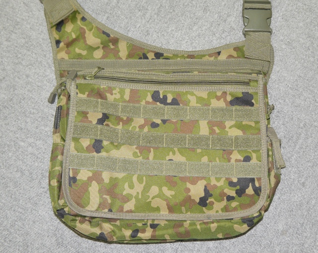 【クイズ】値段はいくら? 自衛隊朝霞駐屯地で購入したショルダーバッグ(再生品)の値段を当てなさい!