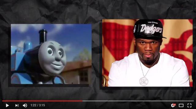 【検証動画】機関車トーマスのテーマ曲はどんなラップにも合う説