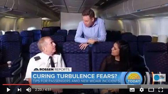 飛行機が怖い人は「ペンを使ってあること」をすると効果があるらしい