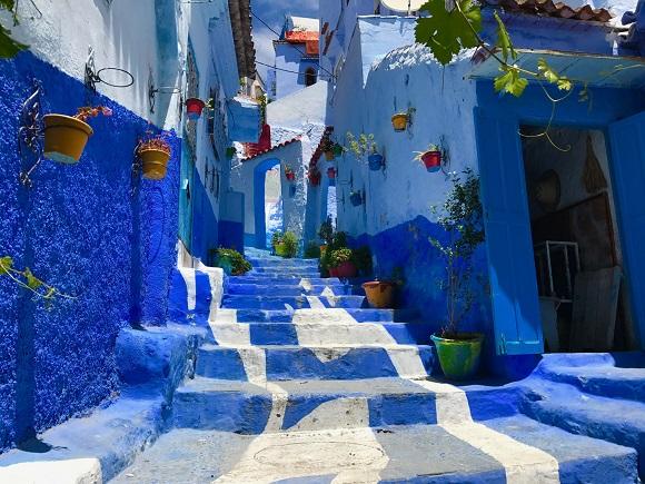 まるで絵本の世界! 絶景すぎるモロッコの青い街「シャウエン」に行ってみた