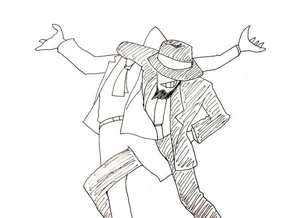 【衝撃】『カリオストロの城』で次元がルパンにかける関節技の正体がヤバイ / プロレスマニア「次元大介はメキシコ人」