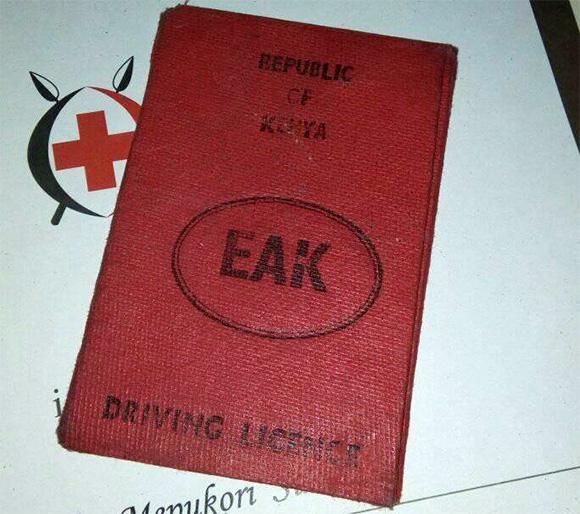 【手に職】これがケニアの運転免許証だ!! マサイ族の戦士ルカ、タダで教習所に通い重機の免許まで取得する / マサイ通信:第89回