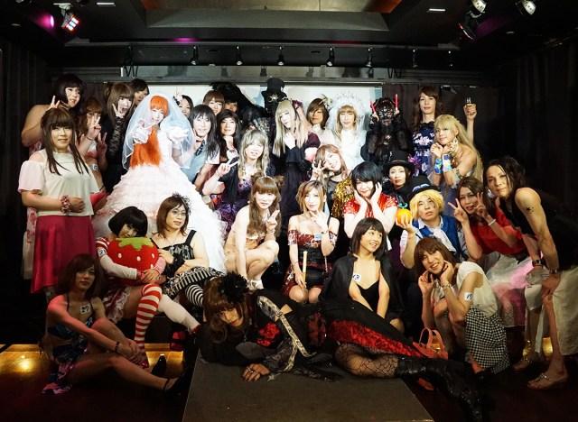 【写真集】女装子だらけの夏まつり「RAAR's Night vol.4」に女装して潜入してきたョ☆