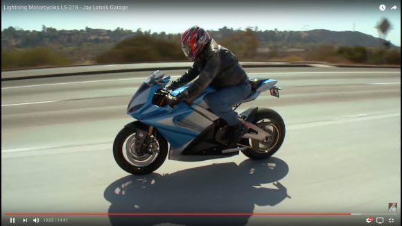 【爆速】最高時速350km超の電動モンスターバイク「LS−218」がこちらです