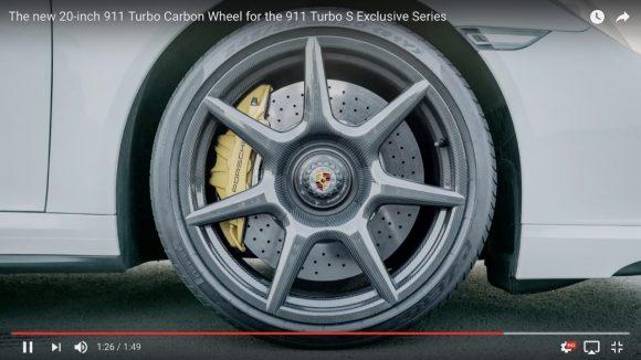 自動車メーカーで史上初! ポルシェから軽量で高強度な「カーボンホイール」が爆誕
