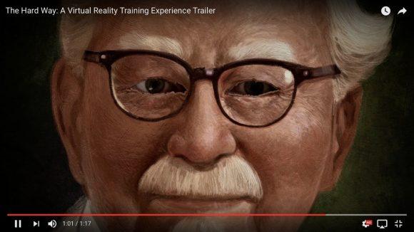 米ケンタッキーが恐怖の「従業員トレーニングVR」を発表! 調理工程を覚えるまで部屋から出られないってマジかよ……