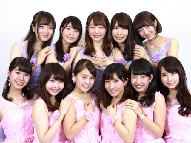 【ウホ♪】女子大生アイドル日本一を決めるダンスコンテストが開催中! 上位3チームを選ぶWEB投票がスタート!