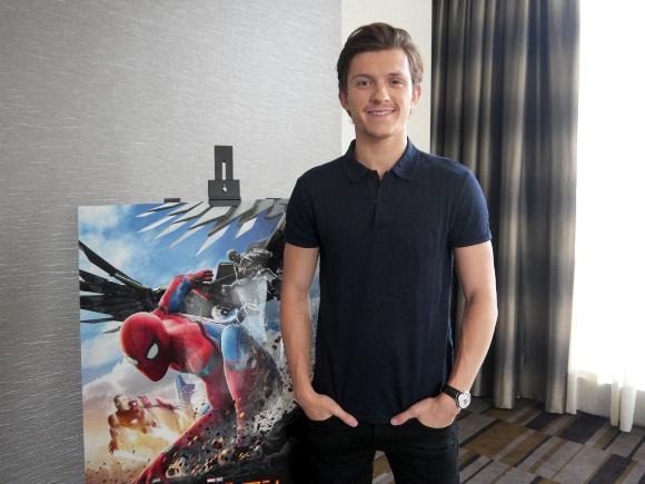 【衝撃インタビュー】スパイダーマン役「トム・ホランド」の好みの女性が意外すぎィィイイ! 正解は誰も予想できない超有名人