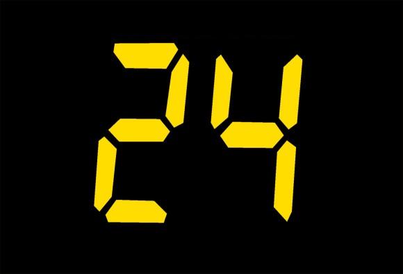 ロケット記者がオススメする暇つぶしに最適な作品『24-TWENTY FOUR-』(選者:砂子間正貫)
