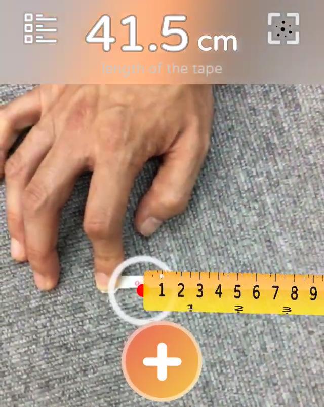 iOS11のAR機能を生かした「巻き尺アプリ」が地味に使える件 / ただし精度にやや難アリか
