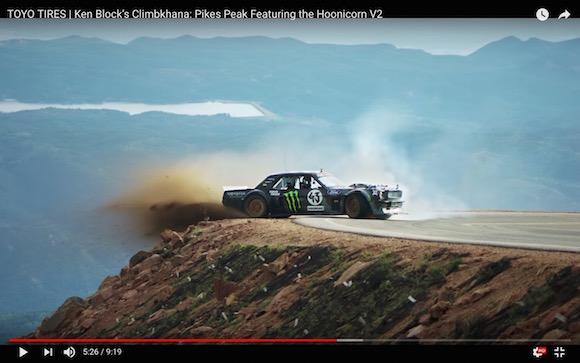ドリフトの神様「ケン・ブロック」の新作動画が公開! 落ちたら即死の崖でも攻めまくる走りを披露!!