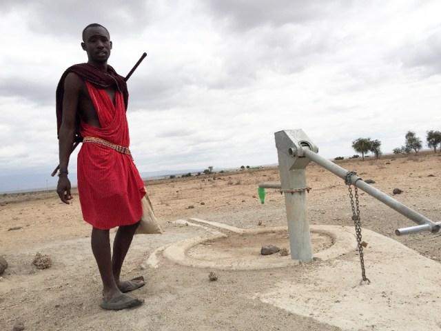 【マサイ通信】第99回:村の井戸を復活させるために原稿料を稼ぎ続けたマサイ族、現在の貯金額は…
