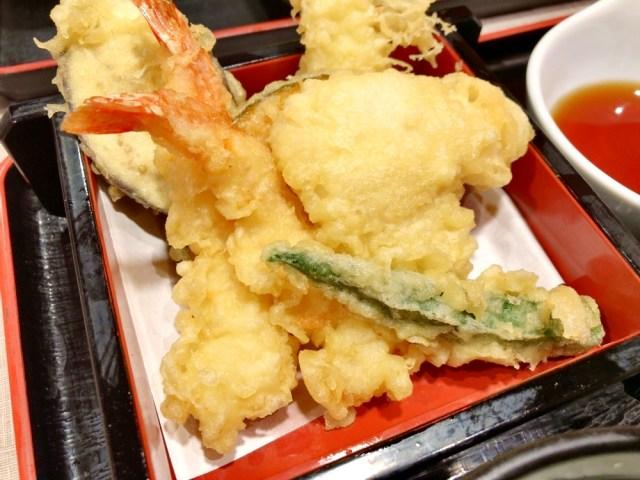 【朗報】夢庵が1199円で「天ぷら食べ放題」をやってるぞーッ! さっそく天ぷらを死ぬほど食ってきた!! 10月5日までの実施