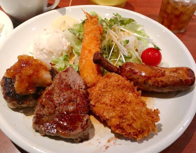 【クイズ】このスペシャルランチはいくらでしょう? ずばり当てましょう~! 東京・上野「肉の大山」