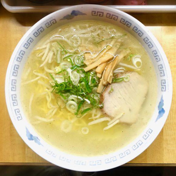【北海道ラーメン紀行】北海道の湧き水を使用した「塩ラーメン」が絶品! 札幌市「名水ラーメン」