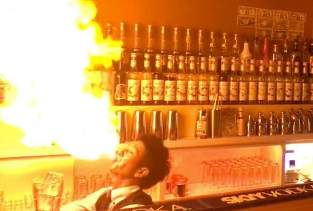 【ハゲ必見】沖縄のバーで「薄毛に効くカクテル」を注文したらスゴイことになった!