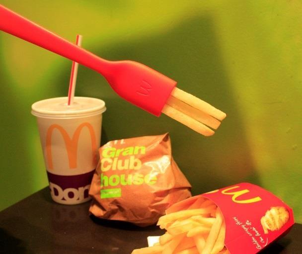 【10/20から】マクドナルドが『食べられるフォーク』のスクラッチキャンペーンを開始するぞ~! 公式サイト「使いどころの無さが全米で話題」