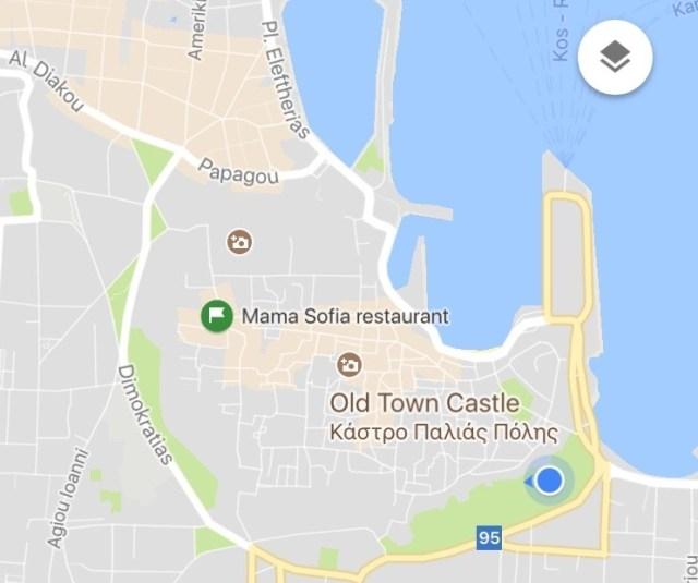 これはマジで便利!「オフラインで使うGoogleマップ」が海外旅行で役に立ちまくった / しかし注意点も…