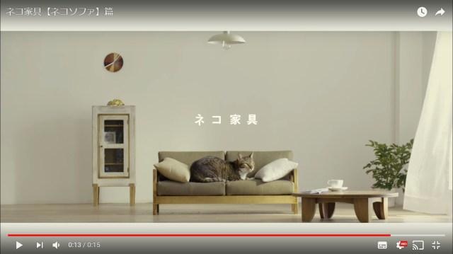 【ネット悶絶】福岡県大川市が猫のための家具「ネコ家具」を作成! PR動画がキャワワすぎてネット民キュン死「可愛すぎかよ…」