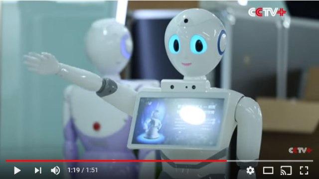 """【動画】AIすげええ! ロボットが """"医師国家試験"""" に合格! 誕生から9カ月、知識は医学博士レベルらしい / 人間の医者が消える時代きちゃう?"""