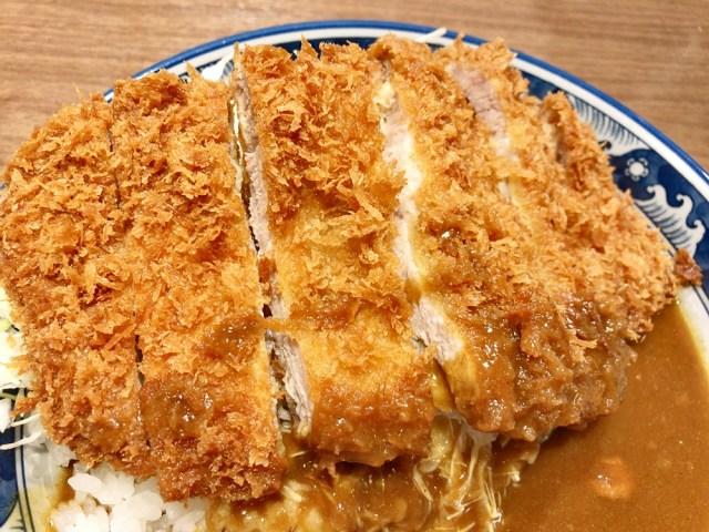 【有能すぎ】安くデカ盛りとんかつを食いたいならここへ行け! 東京・馬喰町「はしや」のさりげない超コスパぶりにシビれた!!