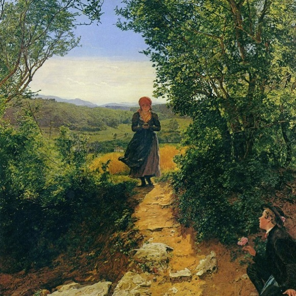 【マジか】19世紀の絵画にiPhoneが映り込んでいると話題