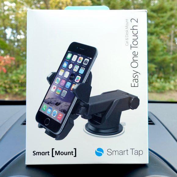 Amazon1位で圧倒的に支持されている車載スマホホルダー「SmartTap EasyOneTouch2」は本当に有能なのか / 1カ月使ってみた結果
