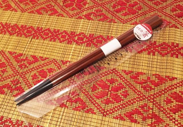 これは買い! 『とんかつ和幸』の箸で食べると何を食ってもウマイ!! レジ前で売ってるヨ