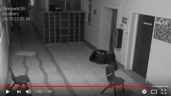 【心霊映像】ポルターガイストが起こりまくる学校の現象が本物なのか議論に / ネットの声「ここの生徒だけどイタズラだよ」