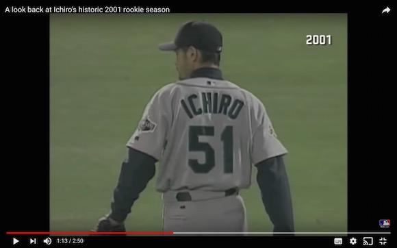 【MLB】改めて見る「イチローのルーキーイヤー」がヤバい