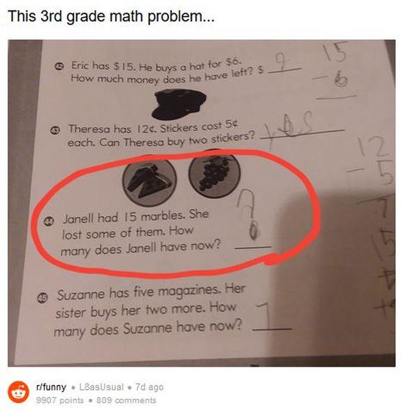 【マジ難問】「小学3年生向けの算数の問題」にネット民が頭を抱える / あなたは解ける!?