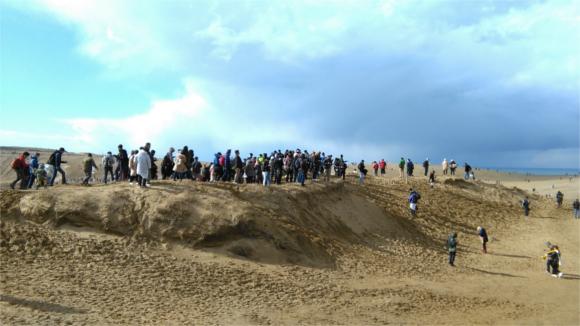 【ポケモンGO Safari Zone in 鳥取砂丘】ポケモンを捕まえに鳥取砂丘へ行ってきたのでこれから行く人に注意点とアドバイスを挙げてみた