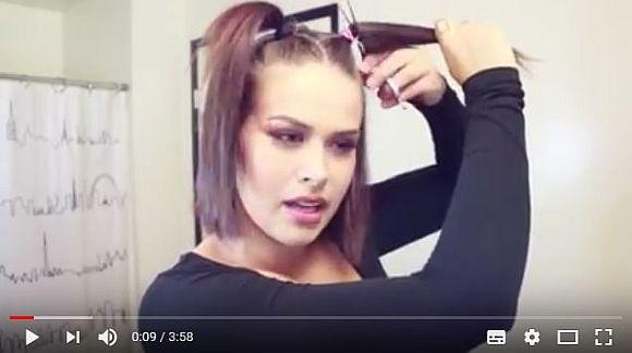 坊主頭にした美人YouTuberが告白する「坊主頭の利点&欠点」が興味深い