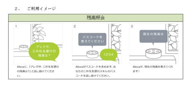 【不安?】三井住友銀行が「Amazon Alexa」に対応へ! パスコードを口頭で伝えるスタイルにネット民ざわつく