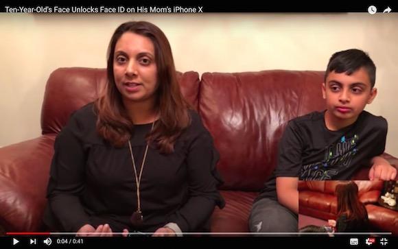 ウソだろ…iPhone Xで「激似の親子」が顔認証した結果