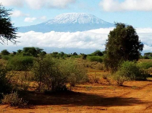 死ぬまでに見たい&行きたい! マサイの絶景(ケニア・アンボセリ編) マサイ通信:第118回