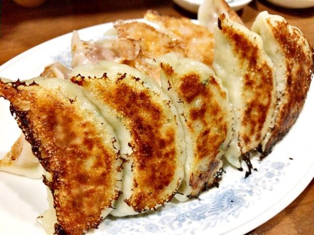 超人気店「肉山」プロデュースの餃子屋に突撃潜入! 激しく肉々しい『にく餃子』をビールで流し込んできた!! 東京・中野「やまよし」