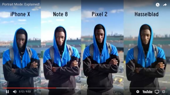 スマホカメラはこんなにも優秀! 130万円の超高級カメラと画質を比べた動画が驚きの結果
