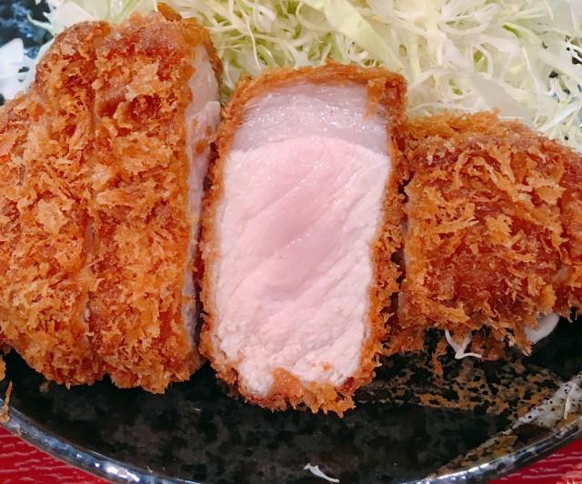 【斬新】とんかつ屋の店名なのになぜか胸がときめく!? 東京・池袋「君に、揚げる」