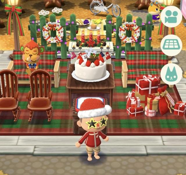 【第5回】どうぶつの森日記:「クリスマス始めました」の巻