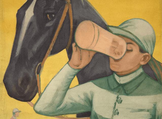 【都市伝説】サッポロビールの「1925年のポスター」に隠された謎のメッセージとは?