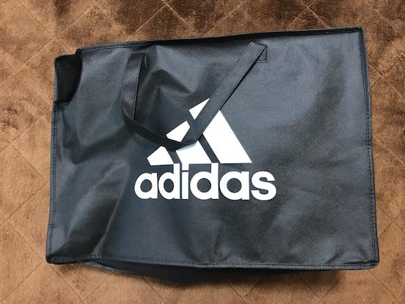 【2018年福袋特集】Amazonで買った『adidas福袋(1万800円)』の中身を大公開! まさかの○円分相当でメッチャお得!!