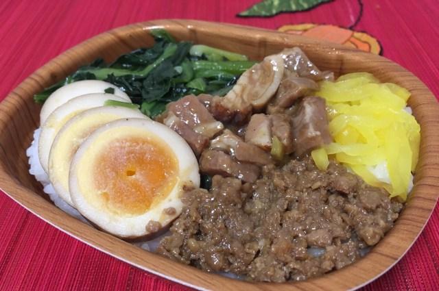【台湾好き集まれ】ついにファミマから『ルーロー飯弁当』が登場! 食べた瞬間「あ~これこれ!」さらに台湾コンビニっぽい香りになっていた