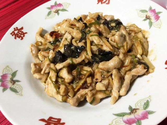 【レシピあり】キミは中国料理「魚香肉絲:ユーシャンロースー」をご存知か / チンジャオロースーほど知名度はないがマジウマ! その作り方はコレだ!!