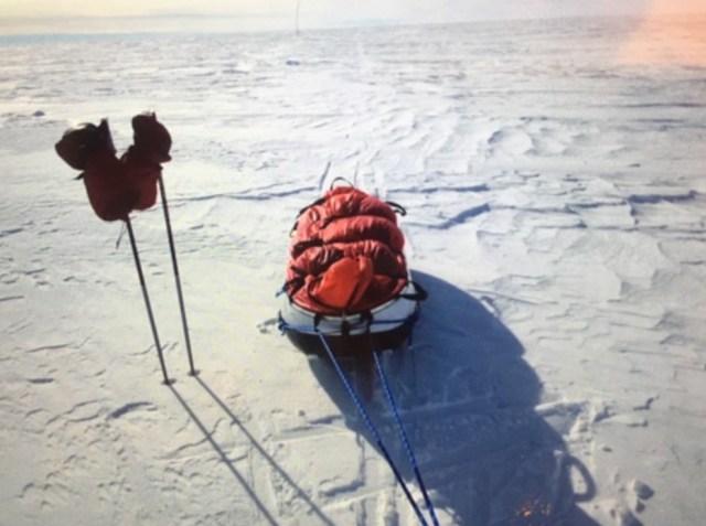 【南極冒険40日目】標高2400m超え! 冒険はいよいよ終盤戦に突入、明日からの天候が気になるところ