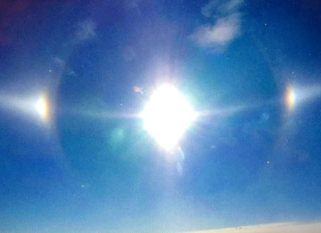 【南極冒険41日目】太陽がいっぱい!? 特殊な大気現象「幻日(げんじつ)」に遭遇